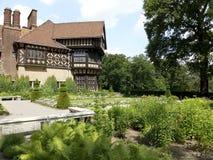 Schloss Cecilienhof Stock Afbeeldingen