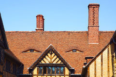 Schloss Cecilienhof. Potsdam Stock Photography