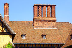 Schloss Cecilienhof. Potsdam Stock Photos