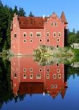 Schloss Cervena Lhota Lizenzfreies Stockbild