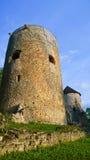 Schloss in Cesis Lizenzfreie Stockbilder