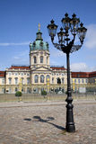 Schloss Charlottenburg Foto de Stock