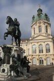 Schloss Charlottenburg Stock Foto