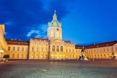 Schloss Charlottenburg Royaltyfri Fotografi