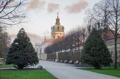 Schloss Charlottenburg, Berlín Fotos de archivo