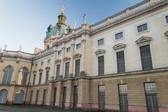 Schloss Charlottenburg, Berlín Imágenes de archivo libres de regalías