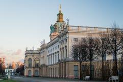 Schloss Charlottenburg, Berlin Image stock