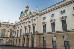 Schloss Charlottenburg, Berlin Royalty Free Stock Images