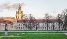 Schloss Charlottenburg, Berlin Royalty Free Stock Photo