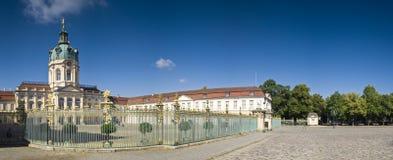 Schloss Charlottenburg, Berlin Royalty Free Stock Photos