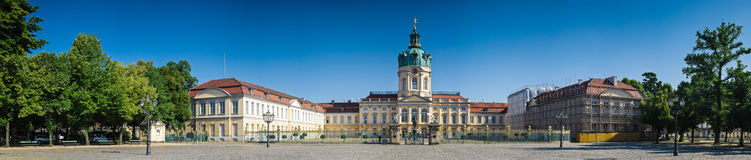Schloss Charlottenburg, Berlin Royalty Free Stock Photography