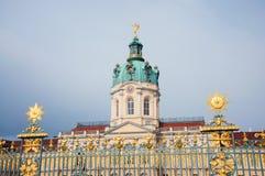 Schloss Charlottenburg Stock Photos