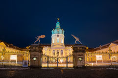 Schloss Charlottenburg Royalty Free Stock Photos