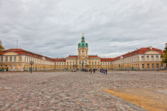 Schloss Charlottenburg Royalty Free Stock Photography