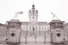 Schloss Charlottenburg Palace, Berlin Royalty Free Stock Images