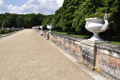 Schloss CHENONCEAU Loire Valley nahe dem Dorf von Chenonceaux Lizenzfreies Stockbild