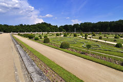 Schloss CHENONCEAU Loire Valley nahe dem Dorf von Chenonceaux Stockfoto