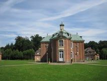Schloss Clemenswerth Barocco Στοκ Φωτογραφίες