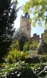 Schloss de Schweriner Image stock