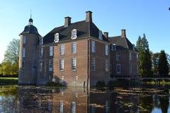 Schloss in den Niederlanden Stockfoto