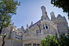 Schloss der Casa-LOMA Lizenzfreies Stockbild