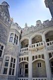 Schloss der Casa-LOMA Stockbilder
