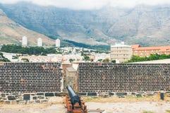 Schloss der guten Hoffnung Stockfotos