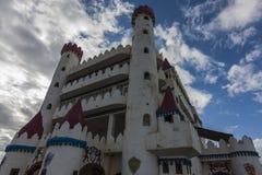Schloss der Märchen Lizenzfreie Stockfotos