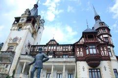 Schloss des Geheimnisses Lizenzfreies Stockbild