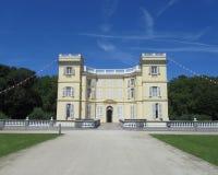 Schloss des 18. Jahrhunderts Stockfoto