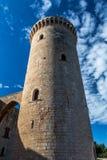 Schloss des Mota stockbild