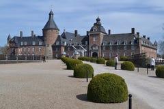 Schloss in Deutschland Stockbilder