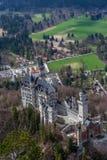 Schloss in Deutschland Lizenzfreie Stockbilder