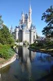 Schloss-Disney-Welt Disney-Aschenputtel Stockfotografie
