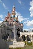 Schloss Disneyland-Paris Lizenzfreies Stockfoto