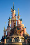 Schloss Disneyland-Paris Lizenzfreies Stockbild