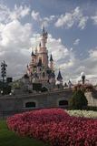 Schloss Disneyland-Paris Lizenzfreie Stockfotografie