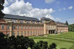 Schloss Dobris Lizenzfreie Stockfotografie
