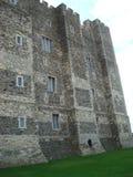 Schloss in Dover, England Stockfoto