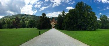 Schloss Eggenberg 免版税库存照片