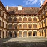 Schloss Eggenberg 库存照片