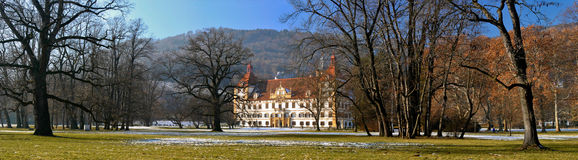 Schloss Eggenberg - Graz Royalty Free Stock Photography