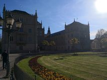 Schloss Ehrenburg Photo stock