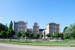 Schloss ehrenburg Lizenzfreies Stockbild