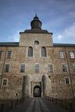 Schloss-Eingang Lizenzfreie Stockfotos