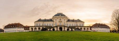 Schloss-Einsamkeit Lizenzfreie Stockbilder