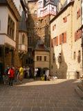 Schloss Eltz Deutschland Stockbild
