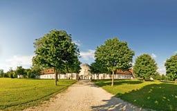Schloss ensamhet Royaltyfri Bild
