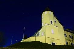 Schloss Erolzheim. Castle Erolzheim in Schwaben country Stock Image