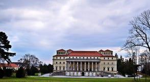 Schloss Esterhà ¡ zy Eisenstadt Obraz Royalty Free